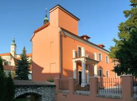 Vivaldi Apartments, hotel in Mikulov