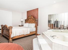 Grewals Inn and Suites, motel in Niagara Falls