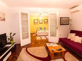 B Apartments - Apartment Bastion, hotel din apropiere   de Bastionul Theresia, Timișoara
