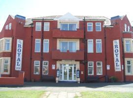 Royal Hotel, hotel near Blackpool International Airport - BLK, Blackpool