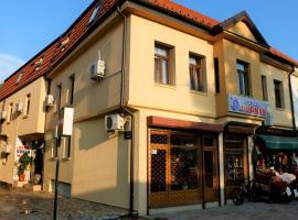 Hotel Old Konak, hotel near Stone Bridge, Skopje