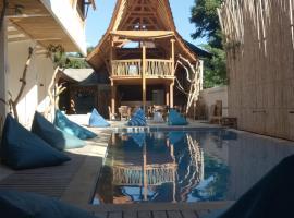 Wah Resort Gili Trawangan, hotel in Gili Trawangan