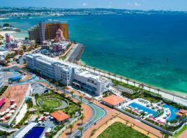 DoubleTree by Hilton Okinawa Chatan Resort, hotel in Chatan
