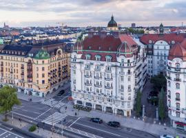 Hotel Esplanade; Sure Hotel Collection by Best Western, hotel near The Royal Palace, Stockholm
