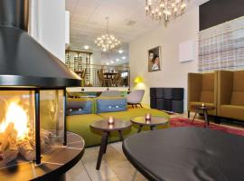 Best Western Plus Grand Hotel Elektra, hotel in Ludvika