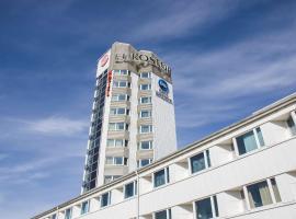 Best Western Eurostop Orebro, hotel in Örebro