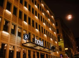 Best Western and hotel, Best Western hotel in Stockholm