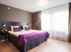 Best Western Plus Park Airport Hotel, hôtel  près de: Aéroport de Stockholm-Arlanda - ARN