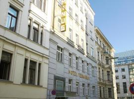 Hotel Terminus, hotel near Museumsquartier, Vienna