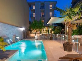 Hotel Olimpia, отель в Беллария-Иджеа-Марина