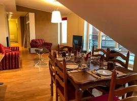 Luxury Penthouse with Sauna and Terrace, hotel near Estonian National Opera, Tallinn