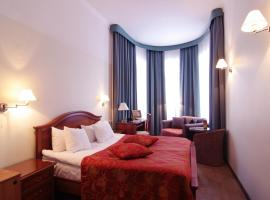 Hotel St. Barbara, hotel near Tallinn Train Station, Tallinn