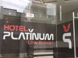Hotel Platinum Budget, hotel in Bukittinggi