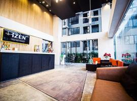 Izen Plus Budget Hotel & Residence, hotel in Rayong