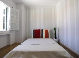 Gaspari Residence, hotel with parking in Athens