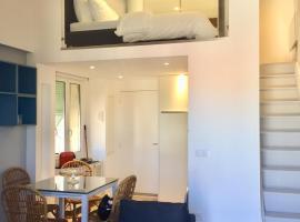 Le cap, apartment in Menton