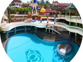Vanda Gardenia Hotel & Resort, resort in Trawas