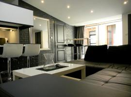 52 Grand place, apartment in Arras