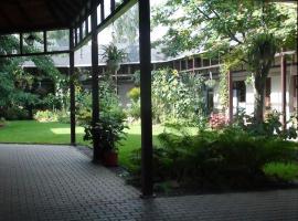 Pension im Adventhaus, Hotel in Lutherstadt Wittenberg