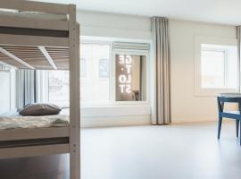 Snuffel Hostel, hotel in Bruges