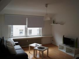 Apartment Krefeld City, hotel in Krefeld