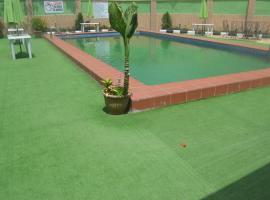 Parklane Hotels, отель в Лагосе