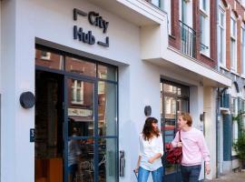 CityHub Amsterdam, hotel near VondelCS, Amsterdam