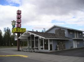 Dude & Roundup, hotel in West Yellowstone