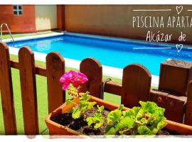 Apartamentos Alcazar de Baeza, apartamento en Baeza