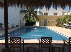 Hotel & Condominios JAROJE, hotel near Huatulco International Airport - HUX, Santa Cruz Huatulco