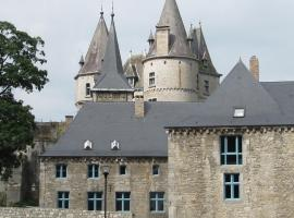 Les Roques Apartments in historical Monastery, apartment in Durbuy