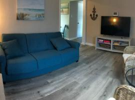 Salty Serenity Duplex, vacation rental in Cocoa Beach