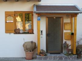 Ferienwohnung Wimberger, pet-friendly hotel in Farchant
