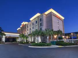 Hampton Inn Jacksonville - East Regency Square, hotel in Jacksonville