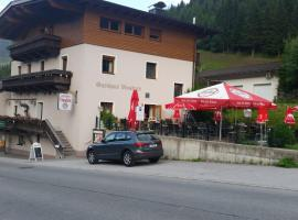 Gasthaus Vinaders, guest house in Gries am Brenner