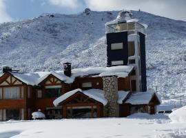 Galileo Boutique Hotel, hotel em San Carlos de Bariloche