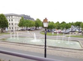 Les Fontaines Saint Leonard, apartment in Honfleur