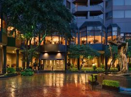 Windsor Court Hotel, отель в Новом Орлеане