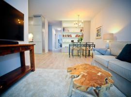 Luna Apartment Deluxe – hotel w pobliżu miejsca Westerplatte w Gdańsku