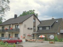Gasthof Hüsing, hotel near Munster Osnabruck International Airport - FMO, Tecklenburg