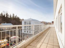 Apótek guesthouse, hotel near Akureyri Airport - AEY,