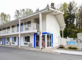 Motel 6-Kelso, WA - Mt. St. Helens, hotel v destinaci Kelso
