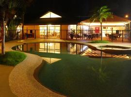 Ballina Byron Islander Resort and Conference Centre, hotel near Ballina Byron Gateway Airport - BNK,
