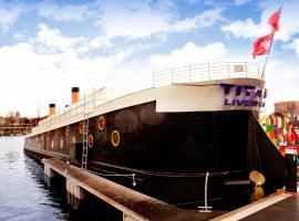 Titanic Boat, boat in Liverpool