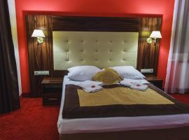 Hotel Pikul, отель в Пулавах