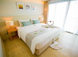 Zand Morada Pattaya, отель в городе Джомтьен-Бич