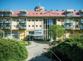 Hotel Panoráma, hotel poblíž významného místa Budhistická stúpa, Balatongyörök