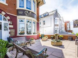 Beachcliffe Holiday Apartments, pet-friendly hotel in Blackpool
