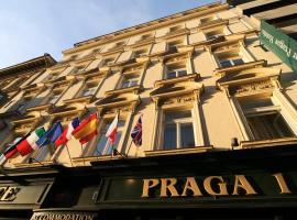 Hotel Praga 1, hotel in Praag