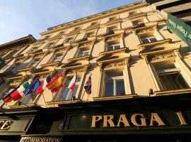 Hotel Praga 1, hotel in Prague